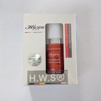 Hao-tattoo H.W.S Orange Red-011