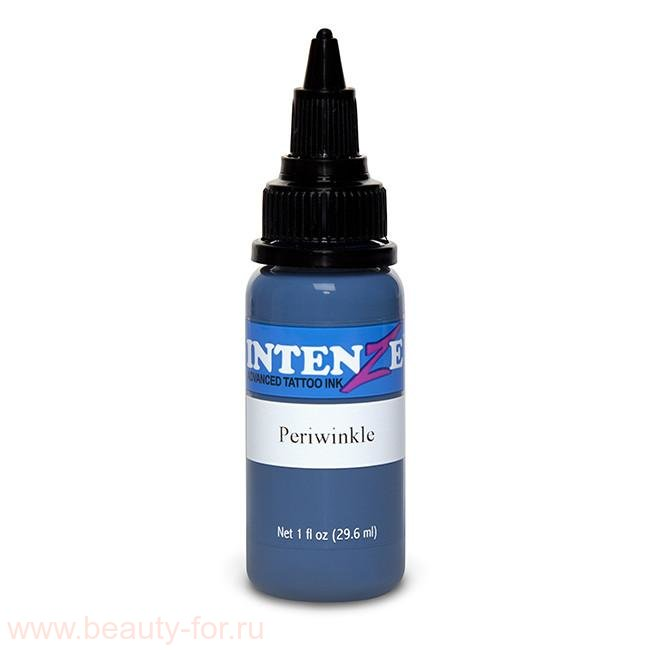 Intenze tattoo ink Periwinkle